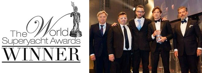 3 - WORLD SUPER YACHT AWARD 2014